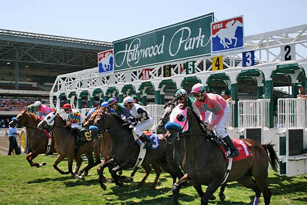 Hollywood Park Photo