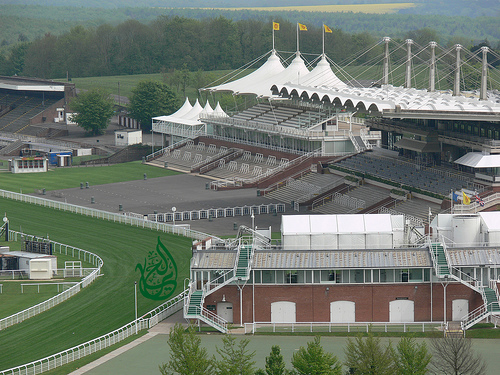 Goodwood Racecourse Photo