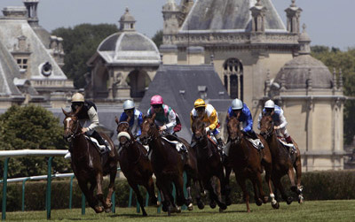Chantilly Racecourse Photo