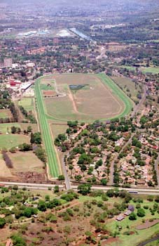 Scottsville Racecourse Photo