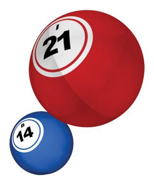 Bingo Duo Bingo Clip Art
