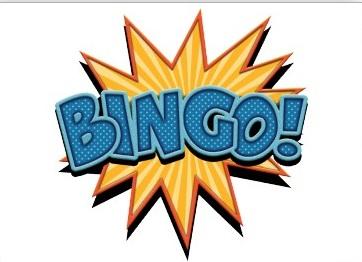 Bingo Bango Bingo Clip Art
