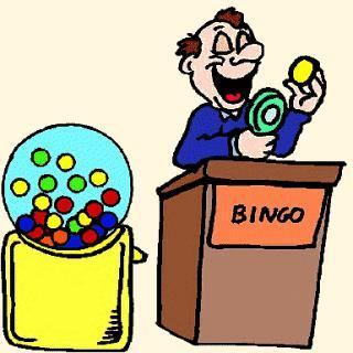 Bingo Caller Bingo Clip Art