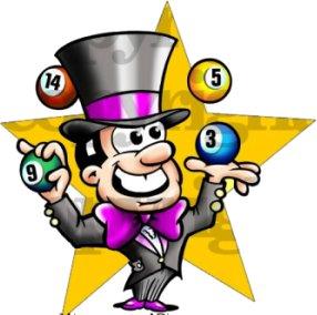 Bingo Star Bingo Clip Art