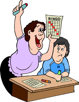 I Got It Bingo Bingo Clip Art