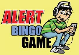 Bingo Game Alert Bingo Clip Art