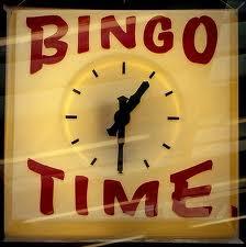 Bingo Time Bingo Clip Art