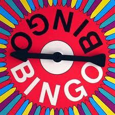 Bingo Wheel Bingo Clip Art
