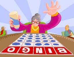 Granny Bingo Bingo Clip Art