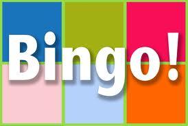 Bingo Blocks Bingo Clip Art