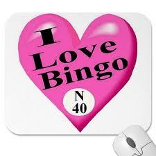 I Love Bingo Bingo Clip Art